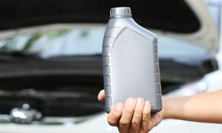 Aceite para tu auto