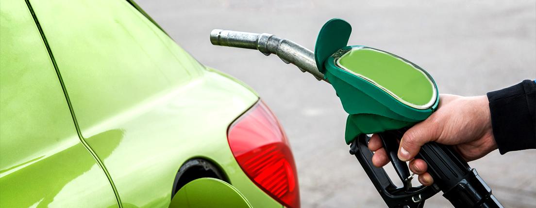 Ahorra gasolina y contamina menos