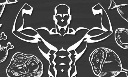 Carne para aumentar músculos