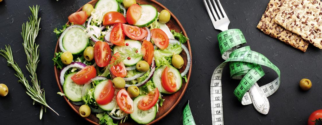 Alimentos cero calorías
