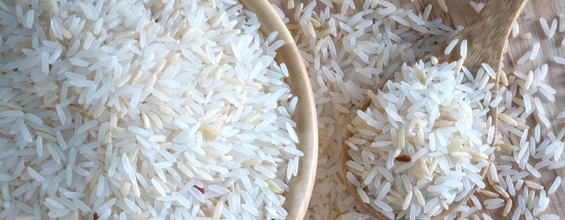 5 sobre el arroz