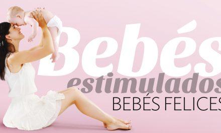 Estimulación para bebés sanos y felices