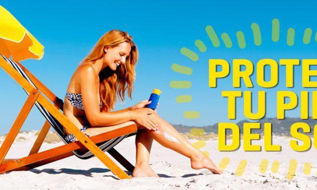 Disfruta del sol sin dañar tu piel