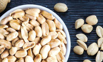 5 sobre los cacahuates