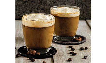 Café irlandés con Baileys