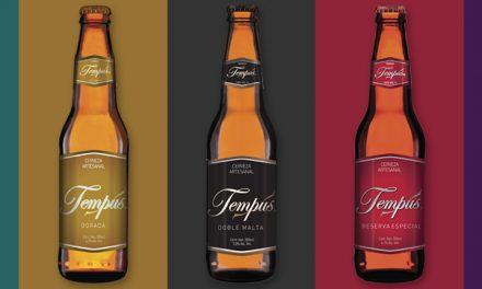 Cerveza artesanal Tempus