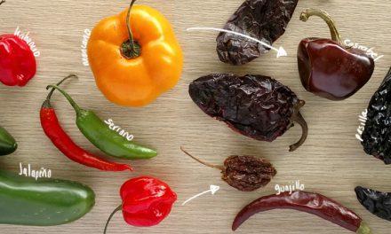 Guía de chiles