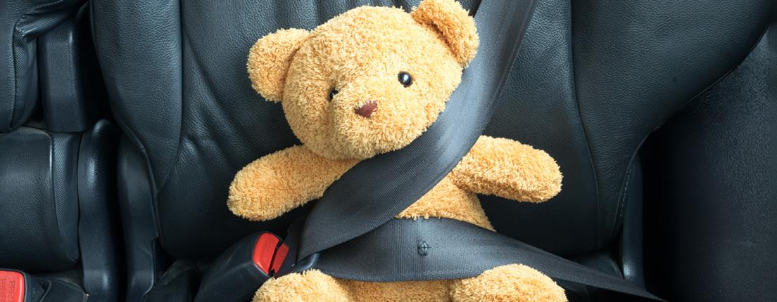 Usa el cinturón de seguridad sin pretextos