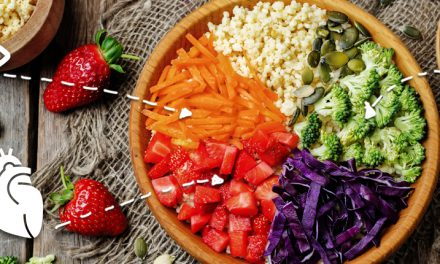 Color de vegetales