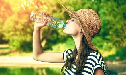 Infografía: ¿Cuánta agua tomar?