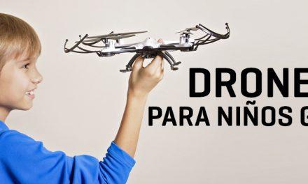 Drones: para niños geeks