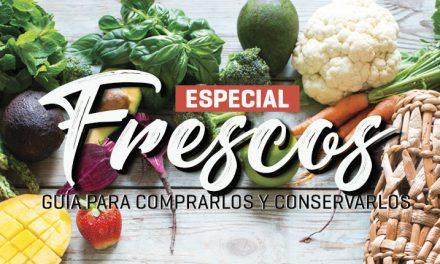 Cómo elegir y conservar frutas y vegetales