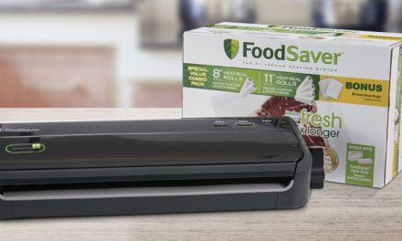 Food saver: alimentos cinco veces más frescos
