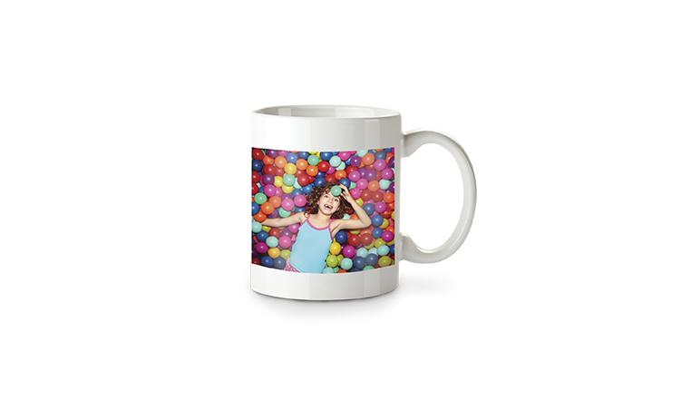 Impresión en taza