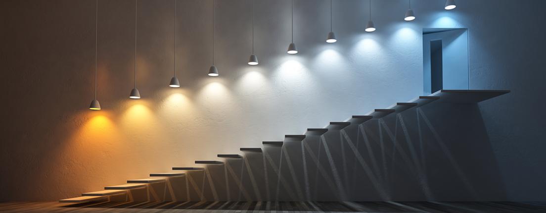 Gu a de iluminaci n ii city life - Iluminacion led para interiores ...