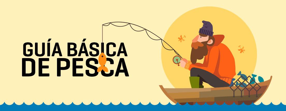 Guía básica de pesca