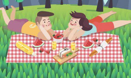 Vete de pícnic (guía para organizarlo)