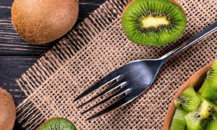 Come más kiwi