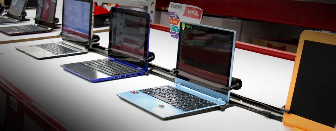 Laptops para el regreso a clases