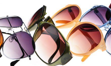 Colores de gafas solares