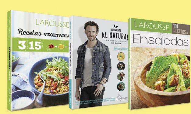 3 libros para empezar la dieta