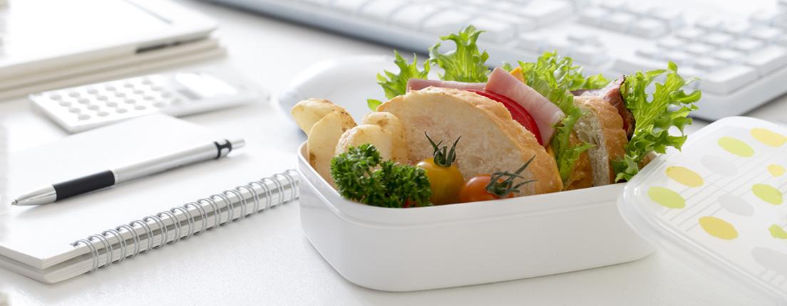 Lunch para oficina