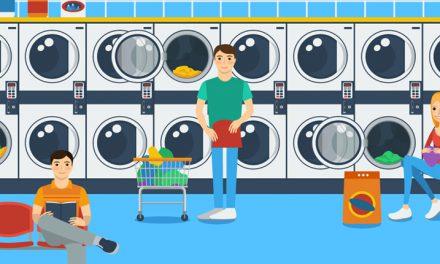 Inicia tu propia lavandería