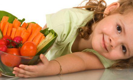 Nutrición niños