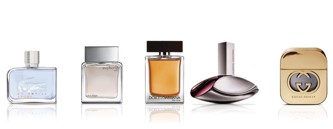 Selección de los mejores perfumes para él y para ella