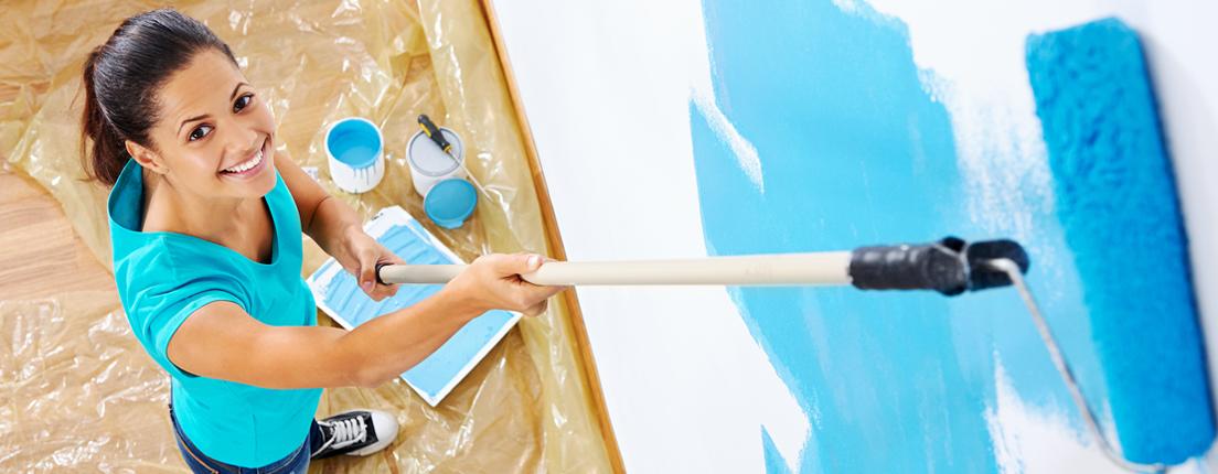 Color ideal para cada habitación