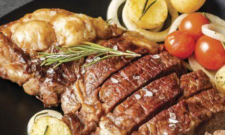 Prime rib al grill