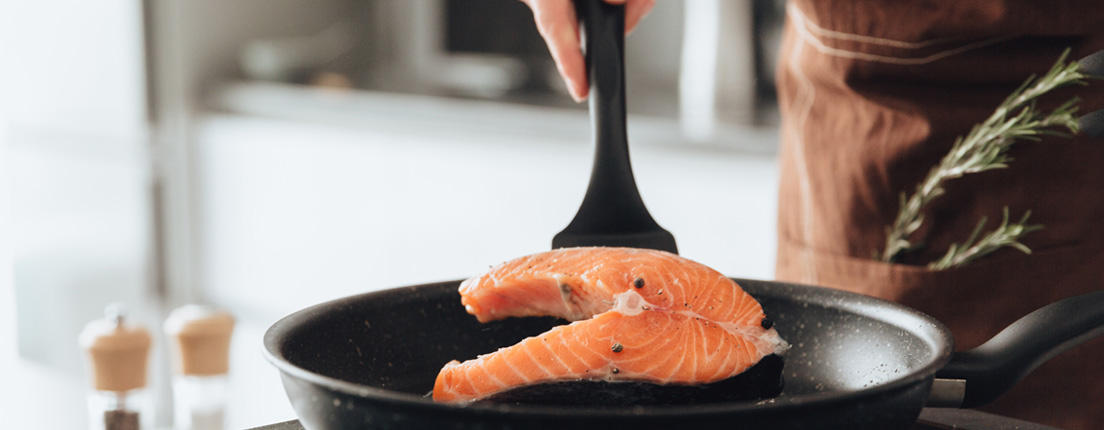 Reglas para cocinar pescado
