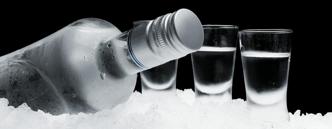 Reglas de etiqueta para beber vodka