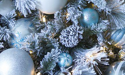 Tendencias de color para Navidad