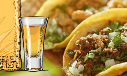 Maridaje con tequila
