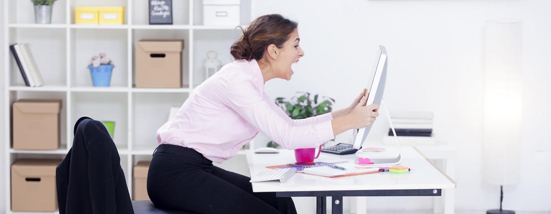 Reglas para trabajar feliz y saludable