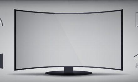 Ventajas de las pantallas curvas