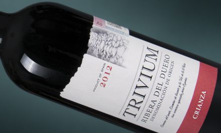 Prueba el vino Trivium
