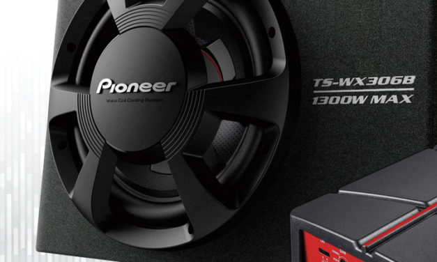 Súbele a tu auto con Pioneer