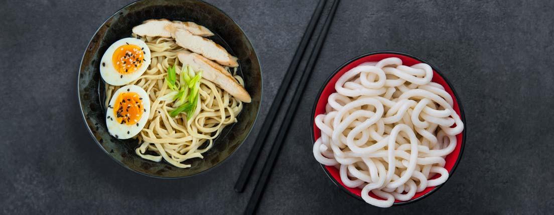 Origen incierto, sabor único: ramen y udon Satoru