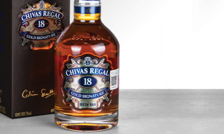 El inigualable: Chivas Regal 18