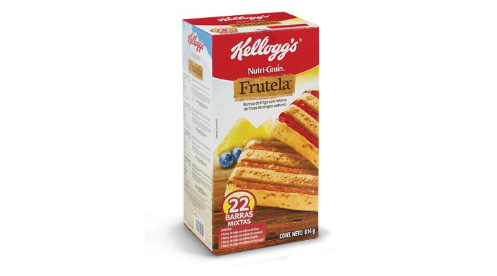 BARRAS NUTRI GRAIN FRUTELA KELLOGG'S - 7501008013151