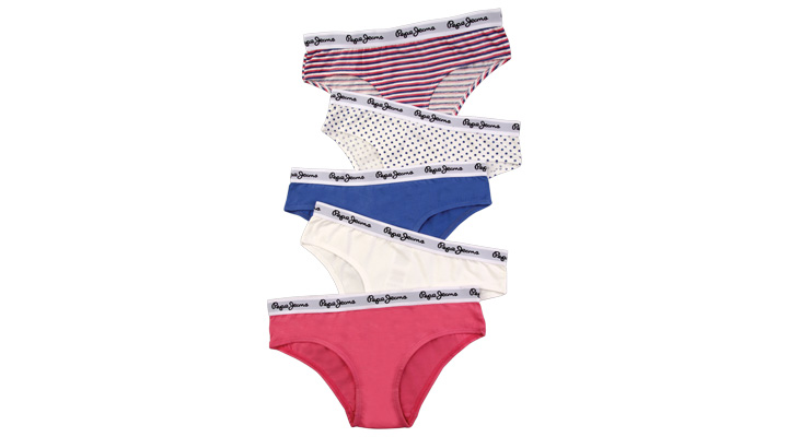 Panties Junior, 5 pzas. - 8434786014371