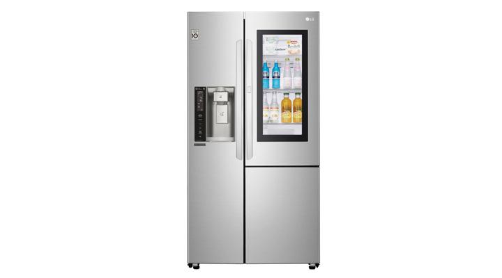 Refrigerador Instaview, 26 pies, marca LG