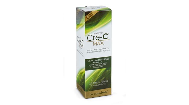 Shampoo, 410 ml, CRE-C