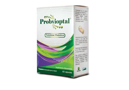CÁPSULAS PROBVIOPTAL 60 cápsulas VIVIOPTAL