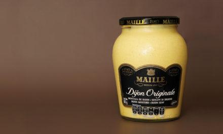 El toque de la Mostaza Dijon Originale Maille