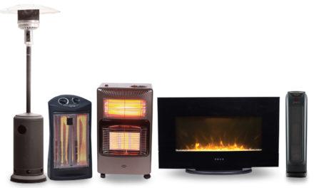 ¡Invierno sin frío! Calefactores Bornoto