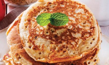 Hot Cakes de Avena: Sí, los Hot Cakes pueden ser nutritivos