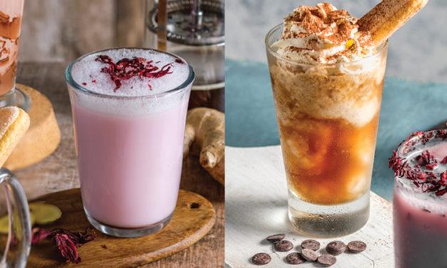 Bebidas Frías y Calientes Dulces